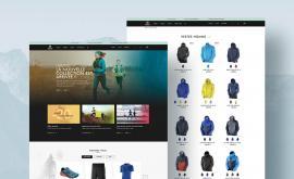 Salomon e-commerce